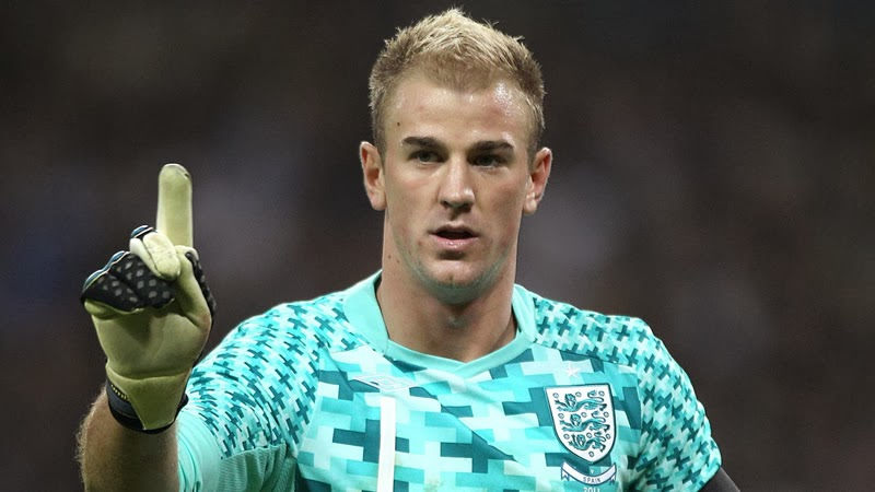 Joe hart england gamble