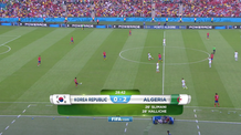 Small screen highlight shot korea vs aljazair babak1
