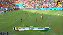 Small screen shot belgia rusia babak2