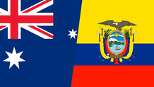 Small australia vs ecuador